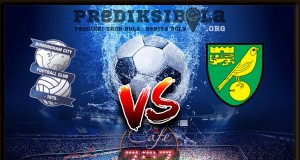 Prediksi Skor BIRMINGHAM CITY Vs NORWICH CITY 26 December 2017