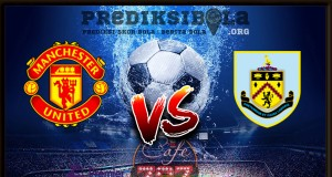 Prediksi Skor MANCHESTER UNITED Vs BURNLEY 26 December 2017