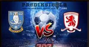 Prediksi Skor SHEFFIELD WEDNESDAY Vs MIDDLESBROUGH 23 December 2017