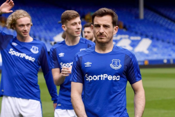 EVERTON team football 2018