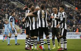NEWCASTLE UNITED team football 2017