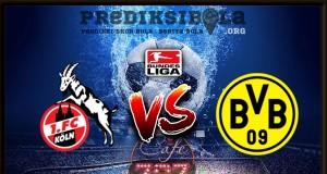 Prediksi Skor KOLN Vs Borrusia Dortmund 3 Februari 2018