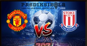 Prediksi Skor MANCHESTER UNITED Vs STOKE CITY 16 Januari 2018