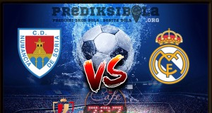 Prediksi Skor NUMANCIA Vs REAL MADRID 5 Januari 2018