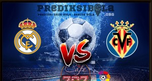 Prediksi Skor REAL MADRID Vs VILLARREAL 13 Januari 2018