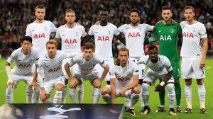 TOTTENHAM HOTSPUR team football 2017