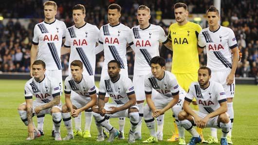 Tottenham hotspur tim sepak bola 2018 &quot;width =&quot; 530 &quot;height =&quot; 298 &quot;/&gt; </p> <p> <span style=