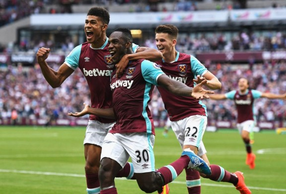 "Tim Sepak Bola WEST HAM UNITED 2018 ""width ="" 576 ""height ="" 390 ""/> </p> <p> <span style="