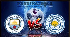 Prediksi Skor Manchester CIty Vs Leicester City 11 Februari 2018