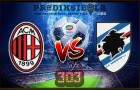 Prediksi Skor Milan Vs Sampdoria 19 Februari 2018