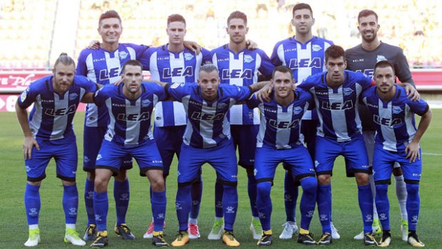 DEPORTIVO ALAVÉS Team Football 2018