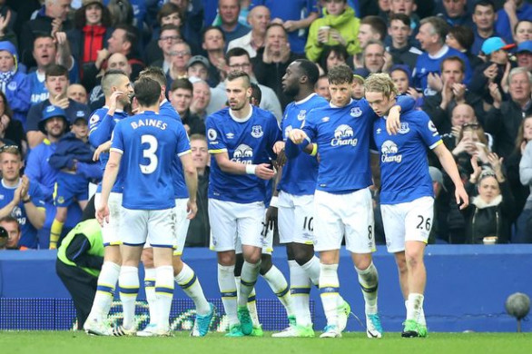 "EVERTON Team Football 2018 ""width ="" 586 ""height ="" 390 ""/> </p> <p> <span style="