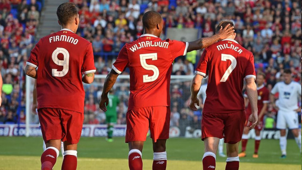 "LIVERPOOL Team Football 2018 ""width ="" 620 ""height ="" 349 ""/> </p> <p> <span style="