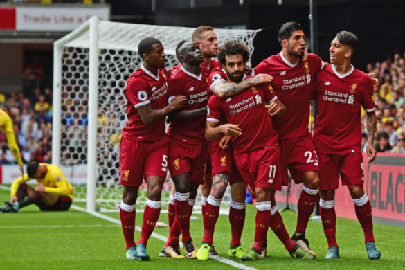 "Liverpool Team Football 2018 ""width ="" 585 ""height ="" 390 ""/> </p> <p style="