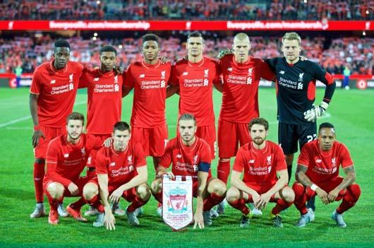 LIVERPOOL Team Football 2018 &quot;width =&quot; 530 &quot;height =&quot; 351 &quot;/&gt; </p> <p> <span style=