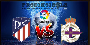 Prediksi Skor Atletico Madrid Vs Deportivo La Coruna 2 April 2018