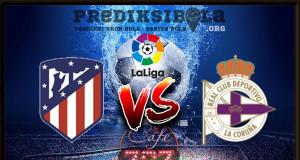 Prediksi Skor Atletico Madrid Vs Deportivo La Coruna 2 April 2018