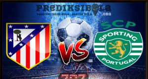 Prediksi Skor Atletico Madrid Vs Sporting Cp 6 April 2018
