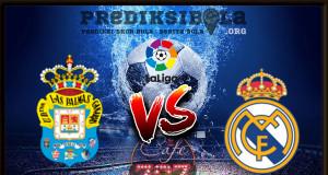 Prediksi Skor Las Palmas Vs Real Madrid 31 Maret 2018
