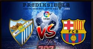Prediksi Skor Malaga Vs Barcelona 11 Maret 2018