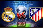 Prediksi Skor Real Madrid Vs Atletico Madrid 8 April 2018
