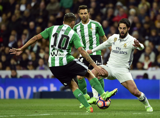 "REAL BETIS Tim Sepak Bola 2018 ""width ="" 528 ""height ="" 390 ""/> </p> <p style="
