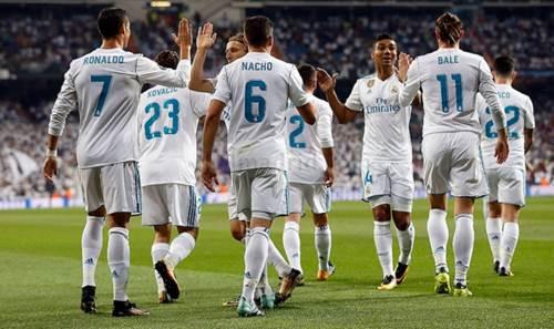 REAL MADRID Tim Sepak Bola 2018 &quot;width =&quot; 500 &quot;height =&quot; 297 &quot;/&gt; </p> <p style=