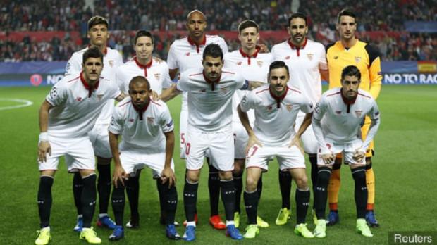 Tim Sepak Bola Sevilla &quot;lebar =&quot; 620 &quot;tinggi =&quot; 348 &quot;/&gt; </p> <p style=