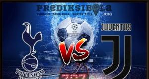 Prediksi Skor Tottenham Hotspur Vs Juventus 8 Maret 2018