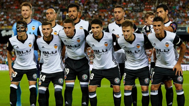 VALENCIA Team Football 2018
