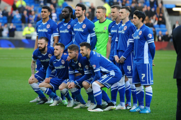 Cardiff City Football Team