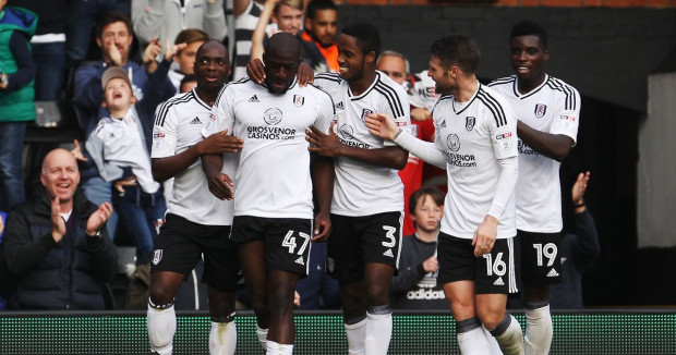 Fulham Football Team &quot;width =&quot; 620 &quot;height =&quot; 326 &quot;/&gt; </p> <p> <span style=