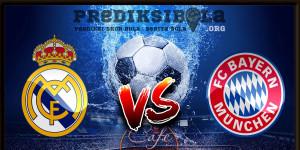 Prediksi Skor Real Madrid Vs Bayern Munchen 02 May 2018