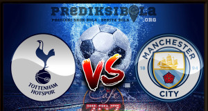Prediksi Skor Tottenham Hotspur Vs Manchester City 15 April 2018