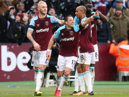West Ham United &quot;lebar =&quot; 520 &quot;tinggi =&quot; 390 &quot;/&gt; </p> <p style=